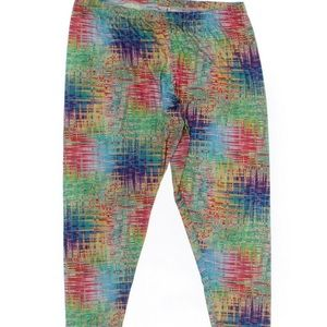 Domino Dollhouse Rainbow Leggings